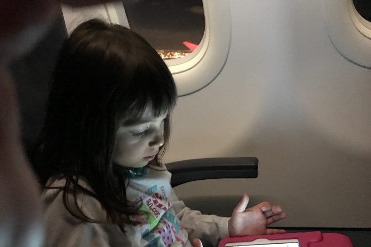 Flying with kids: No frills, no problem on Spirit