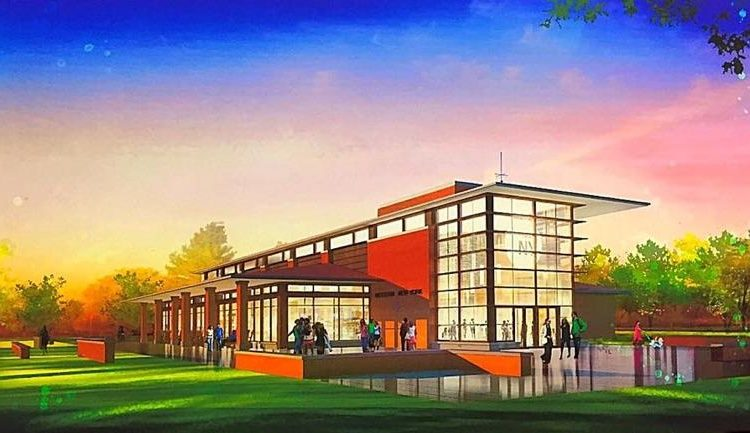 Grand Island is ready to welcome a new welcome center