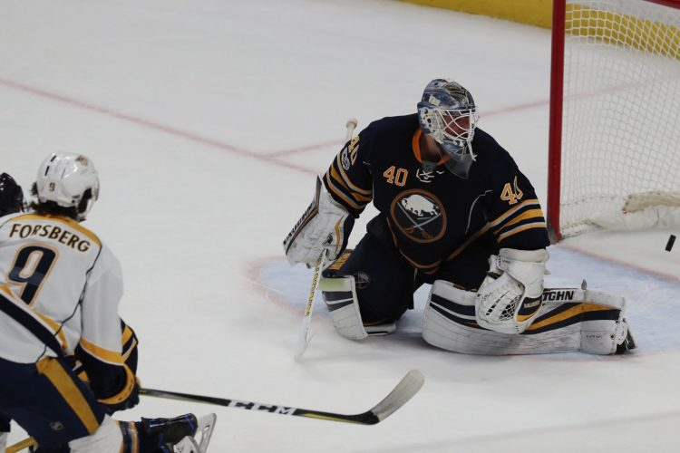 Sabres are sellers, and it's their own fault