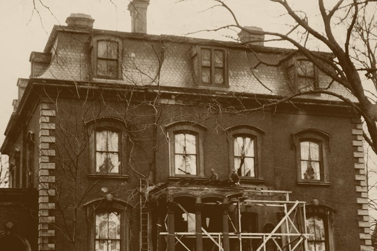 Torn-Down Tuesday: The magnificent mansions of Delaware Avenue