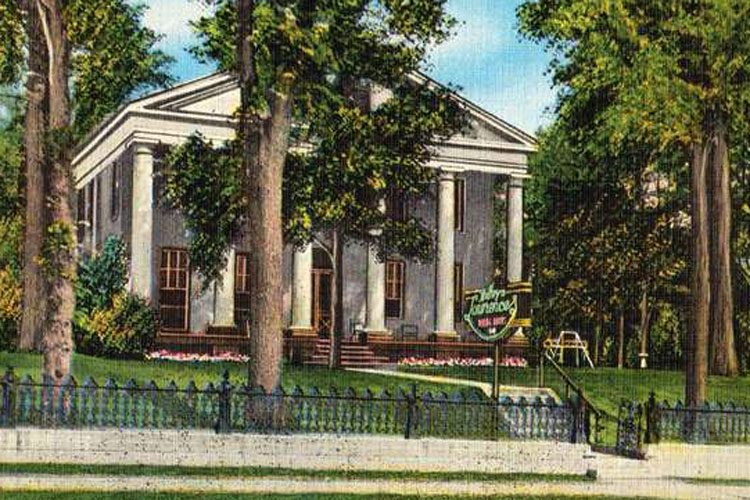 How the Wilcox Mansion came to be – and how it was almost lost