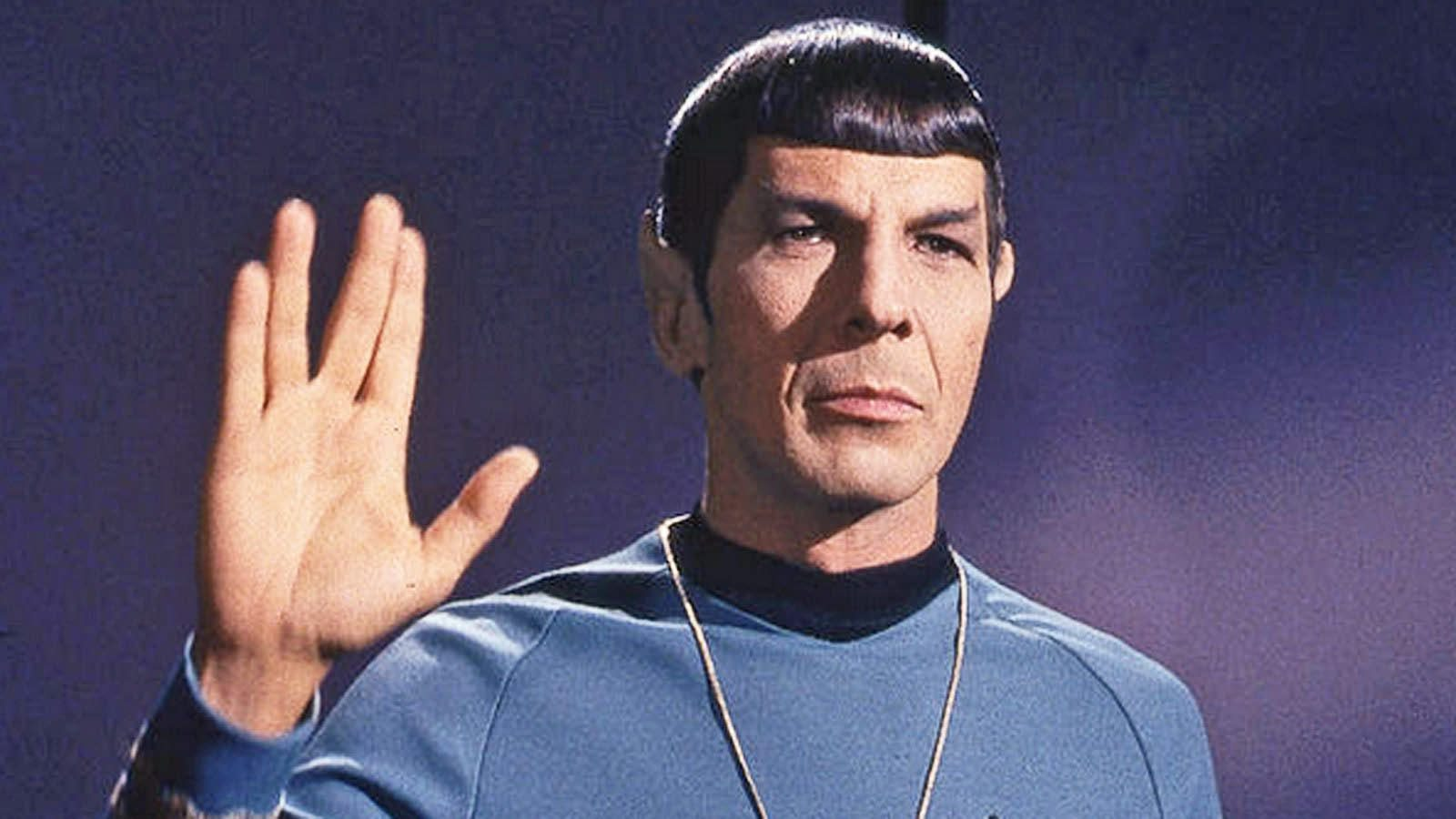 The original 'Star Trek' featuring Leonard Nimoy as Mr. Spock is returning to local TV.