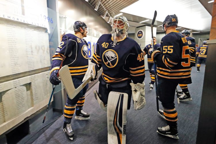 While Sabres are away, their foes will play