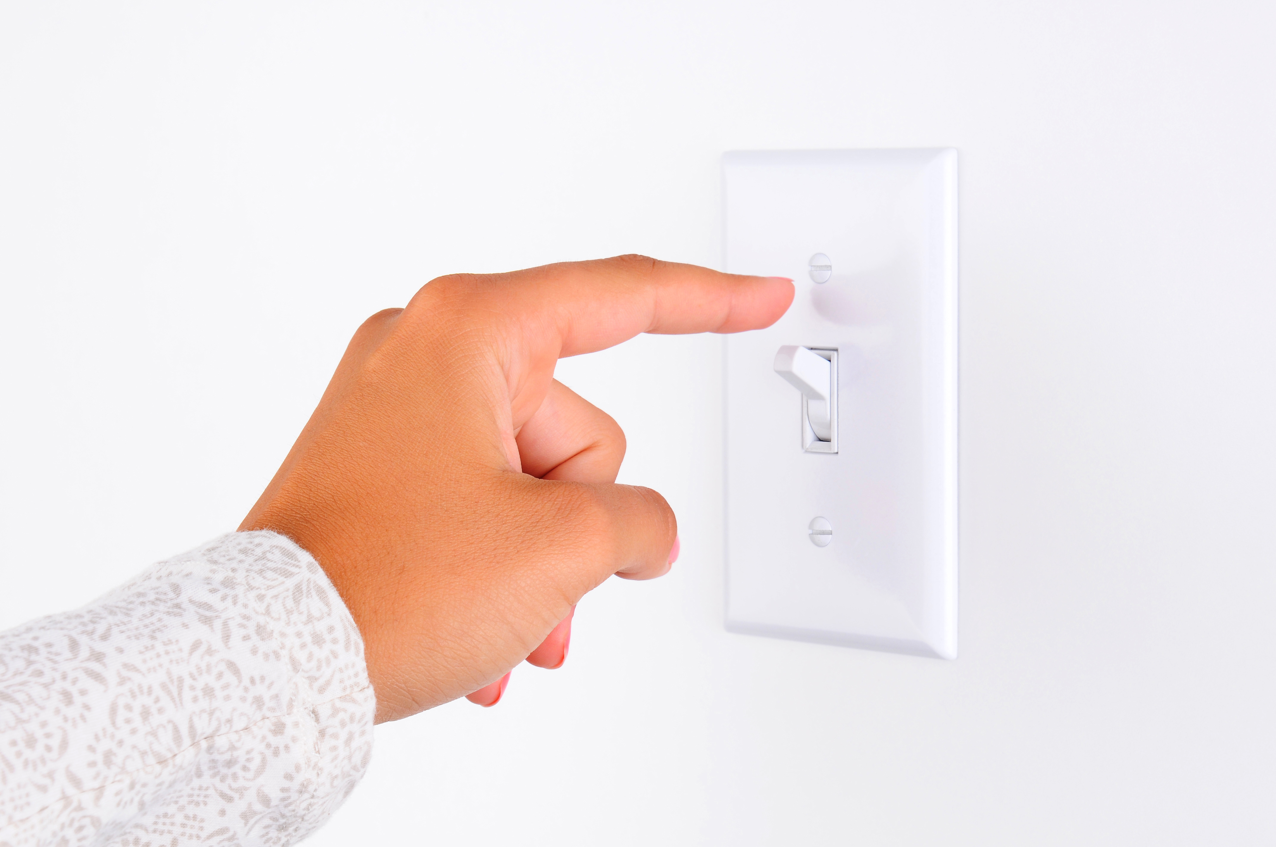 If you have a light switch in your home but have no idea what it controls, you're not alone.