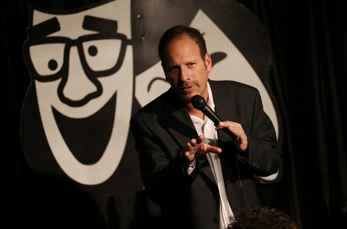 Comedian Rob Lederman headlines a benefit for the Pink Pillow Project at the Hamburg Palace Theatre. (Sharon Cantillon/Buffalo News file photo)