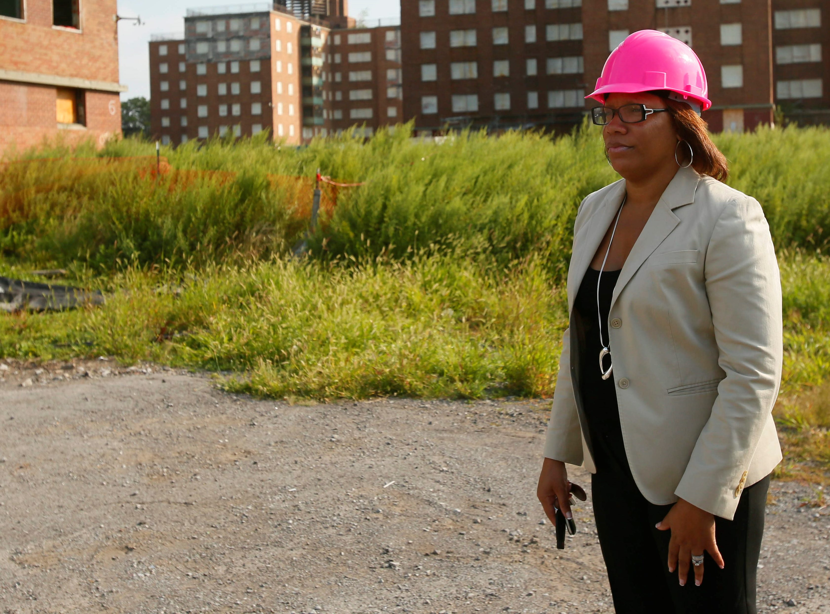 Dawn Sanders-Garrett made 34 trips costing about $27,000 from 2013 to 2016. (Buffalo News file photo)