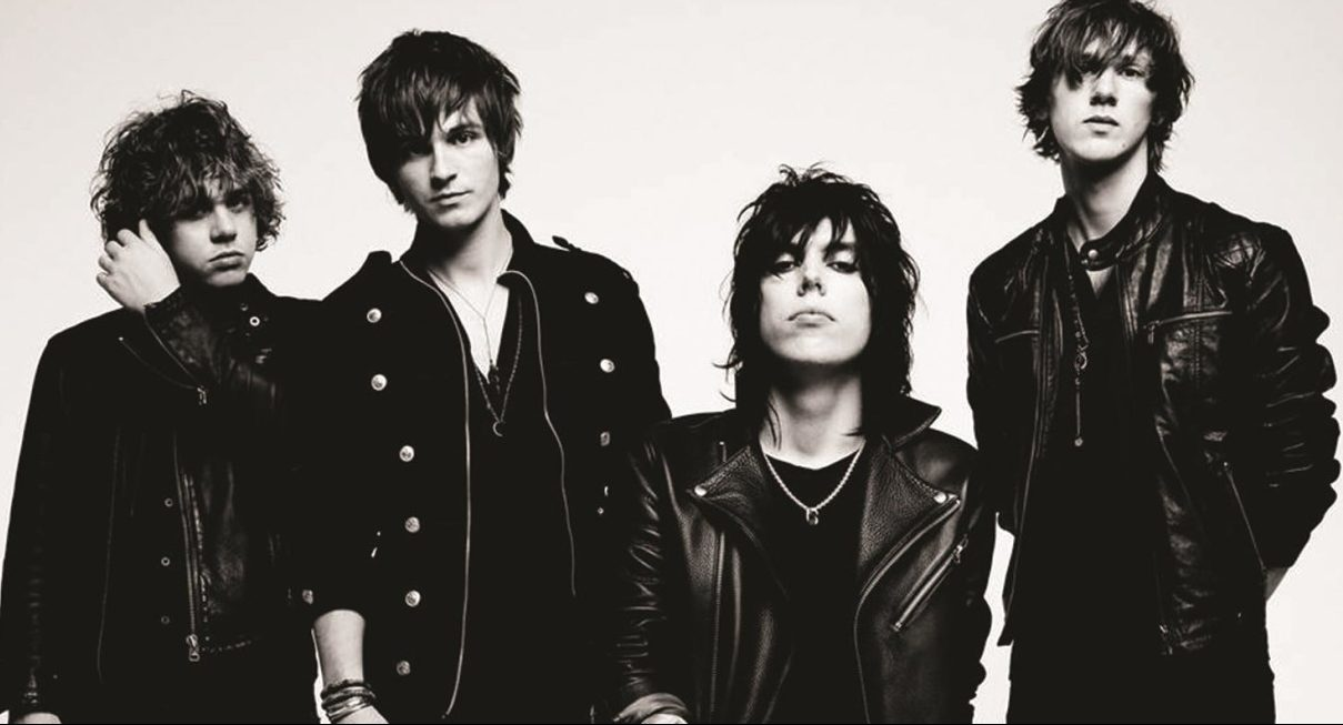 The Struts will perform at the Rapids Theatre on May 16.