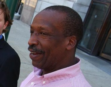 Terry Robinson (Buffalo News  file photo)