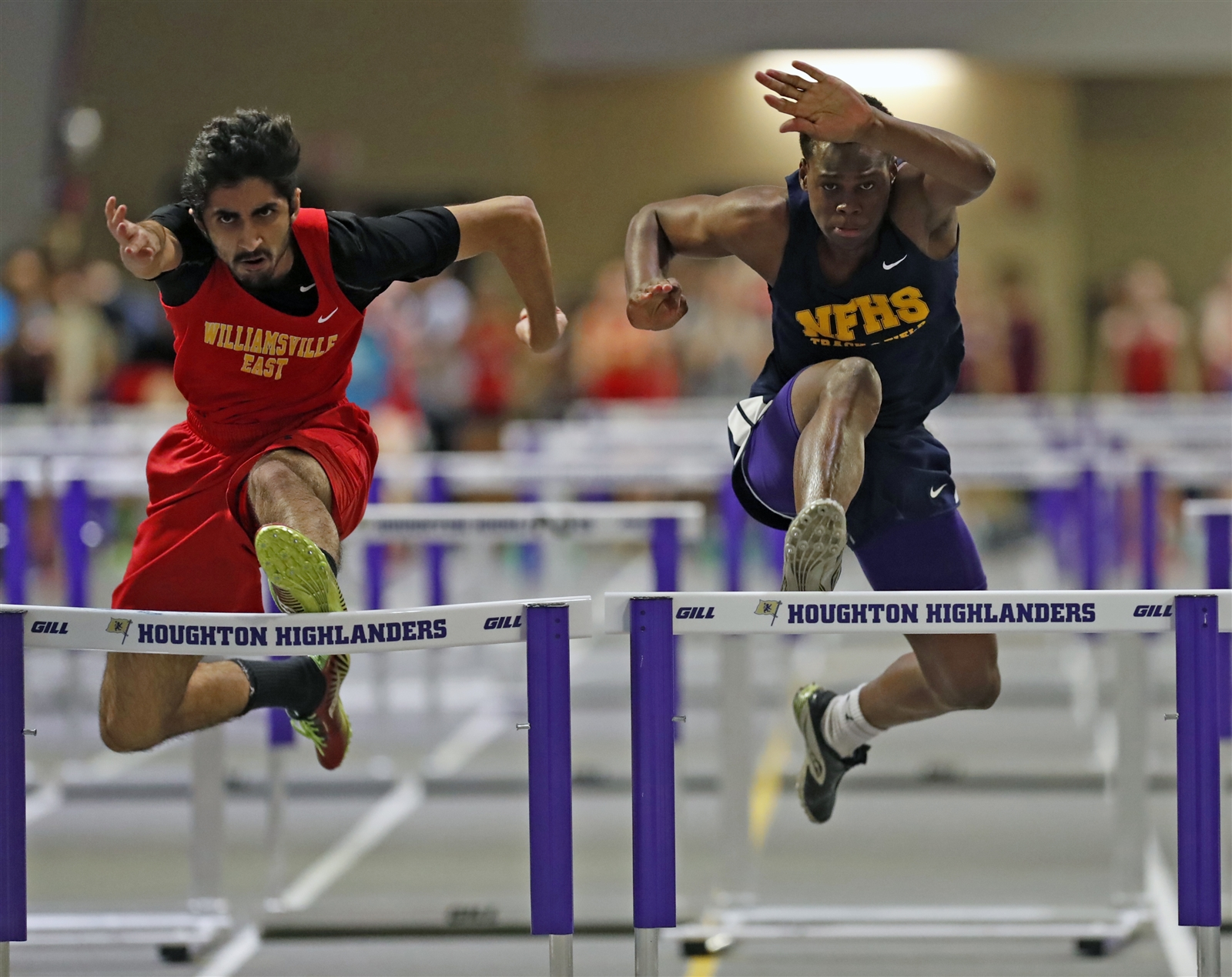 Section VI Indoor Track & Field Championships