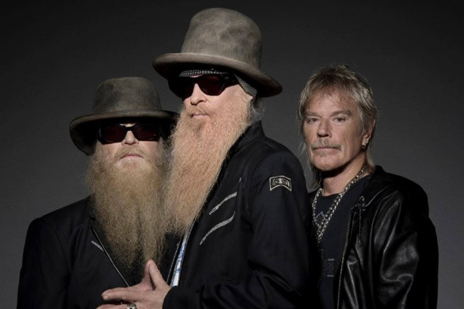 ZZ Top performed a mix of hits and oldies at Artpark.