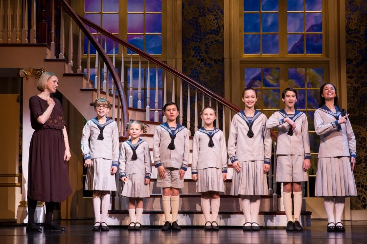 'The Sound of Music' shines at Shea's