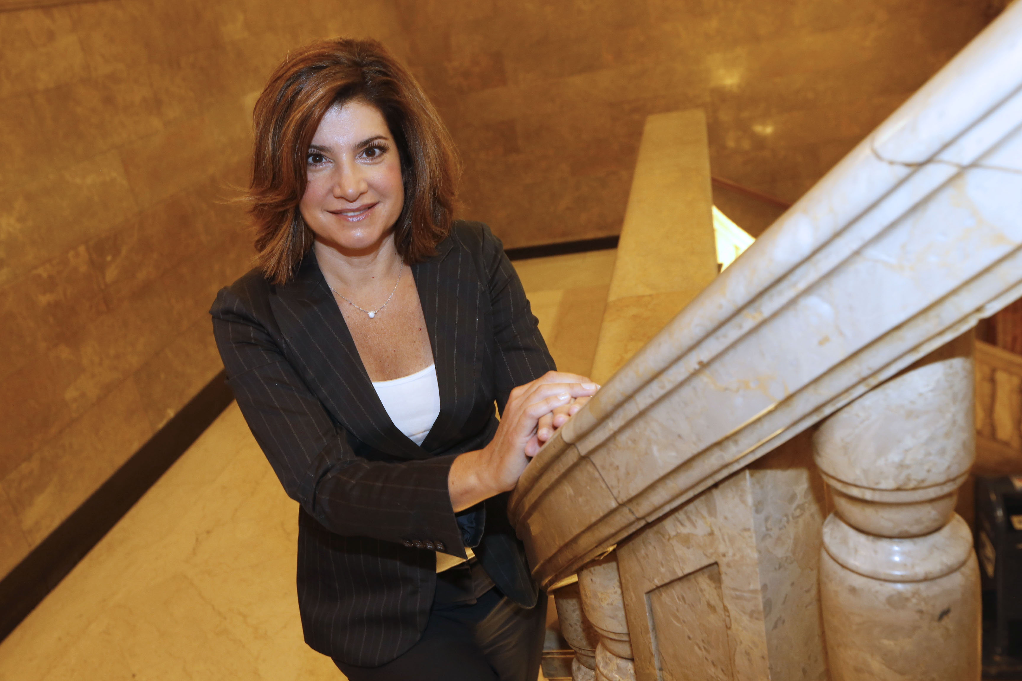 Former Channel 7 news anchor Joanna Pasceri has decided to continue serving as spokeswoman for the Erie County District Attorney. (Robert Kirkham/News file photo)