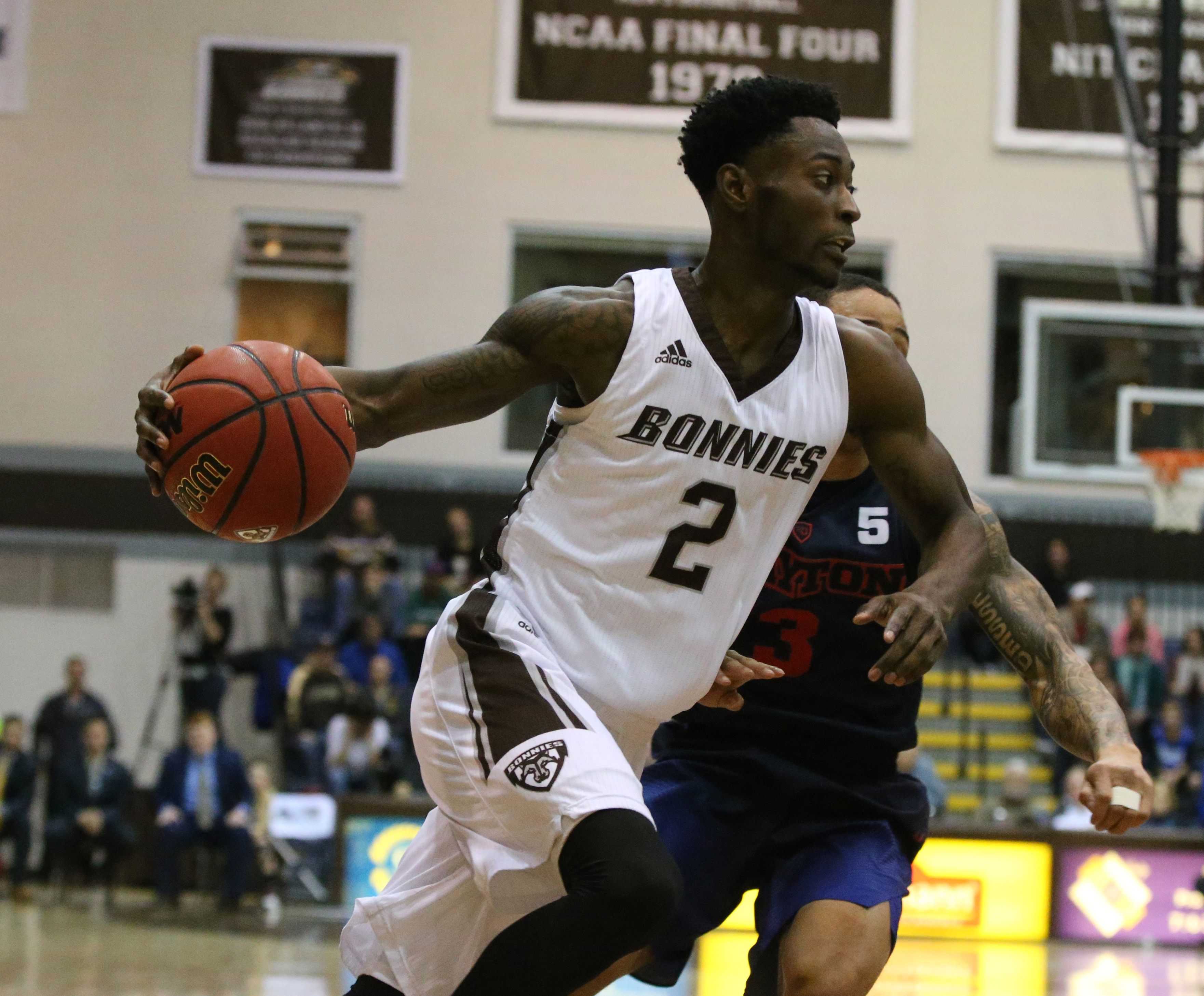 Bonnies to visit Syracuse on Dec. 22