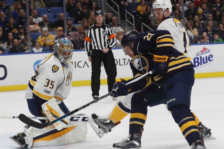 Okposo, Carrier, Kulikov ready to return for Sabres