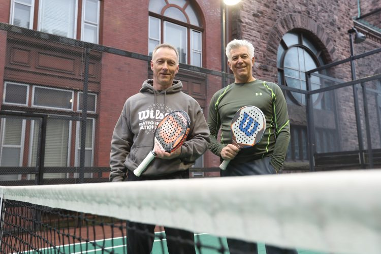 Racket sports: Platform tennis is worth a try