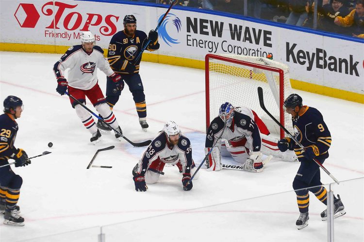 Five Things to Know as Sabres visit Blue Jackets