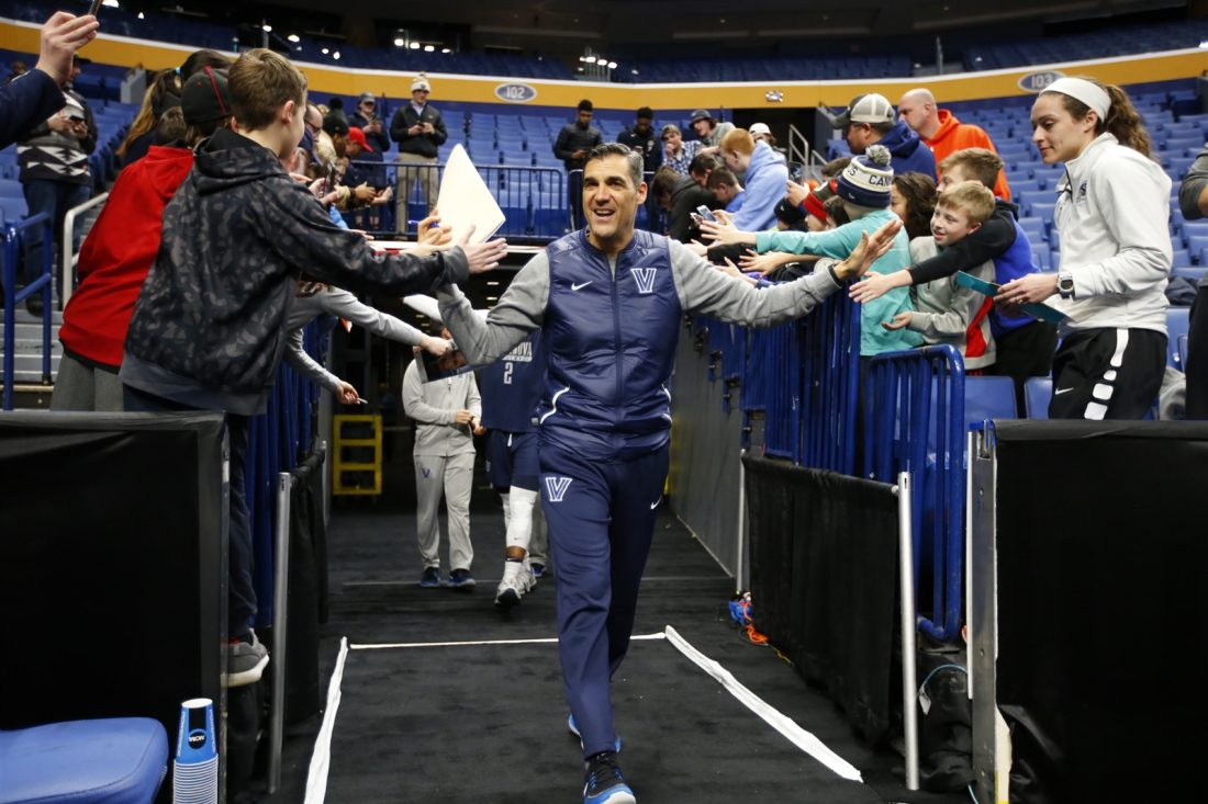 bucky gleason jay wright dressed for success after returning to bucky gleason jay wright dressed for success after returning to coaching roots
