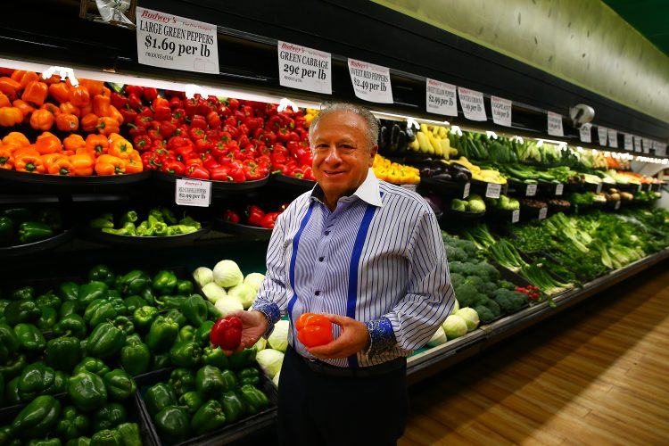 Frank Budwey helped save his family's grocery and then gave it all away
