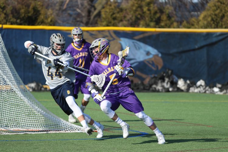Timon grad Fields leads Albany lacrosse to win over Canisius