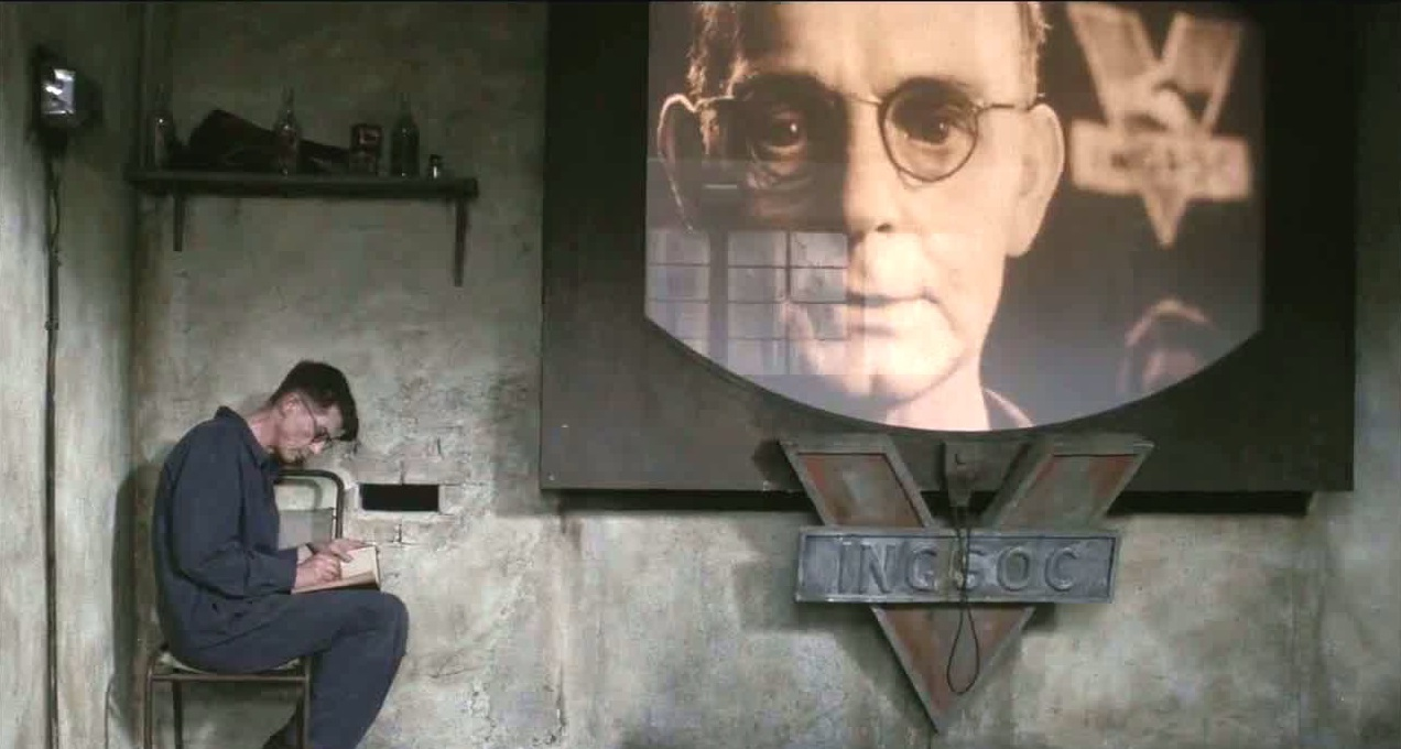 A movie adaptation of George Orwell's '1984' is being screened nationwide on April 4.