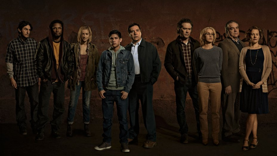 "Jeff Simon discusses ABC's ""American Crime."""