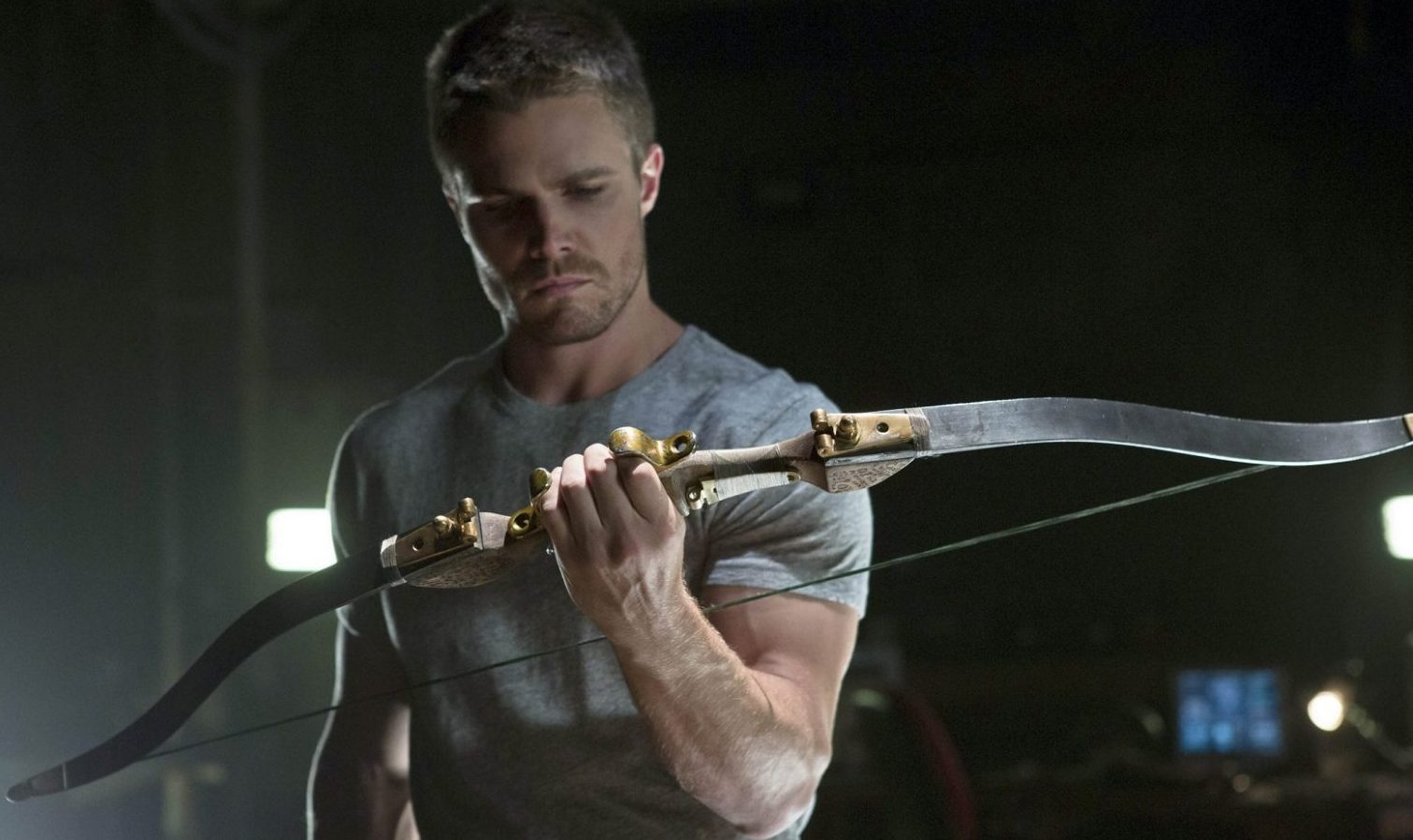Stephen Amell stars as Oliver Queen in an episode of the CW series 'Arrow.' The series is based on longtime DC Comics fixture Green Arrow.