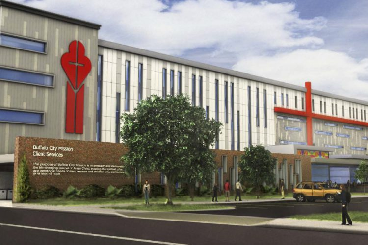 City Mission scales back dream expansion, plans $15 million homeless center