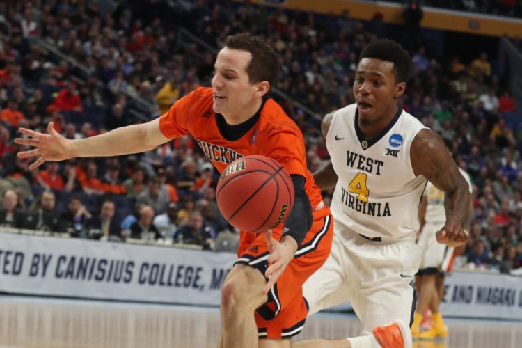Smaller Bucknell managed the press, but not the boards