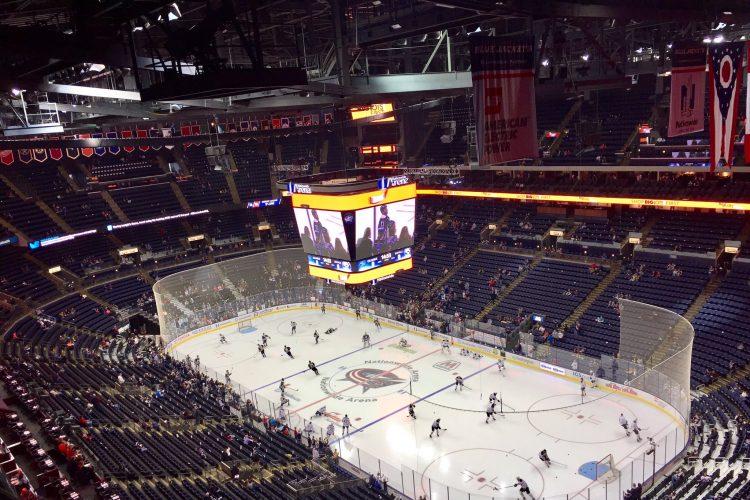 Live coverage: Buffalo Sabres at Columbus Blue Jackets