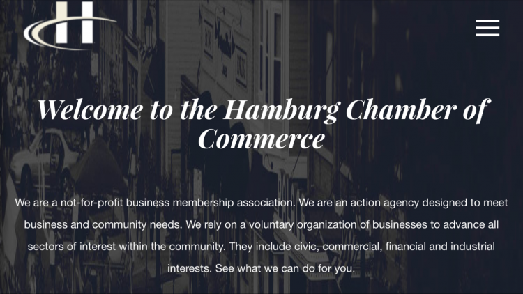 The Hamburg Chamber of Commerce has launched its new website.