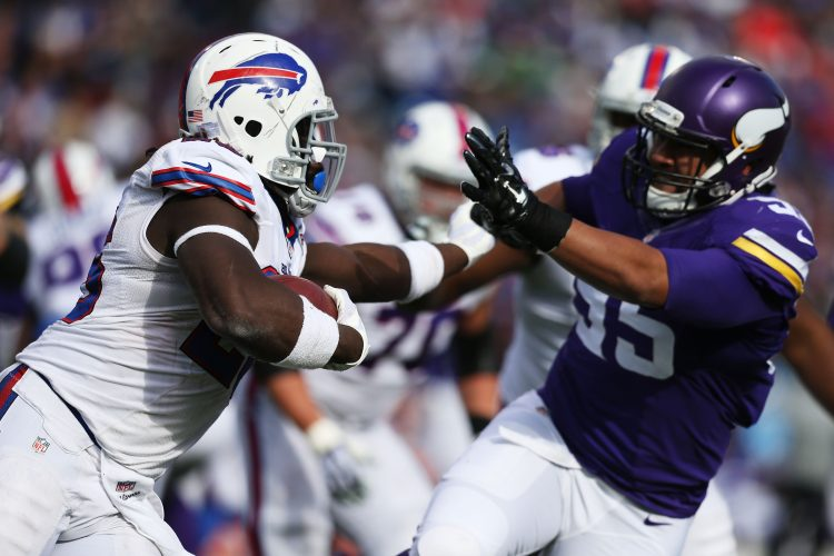 Bills claim former Vikings DE Crichton off waivers