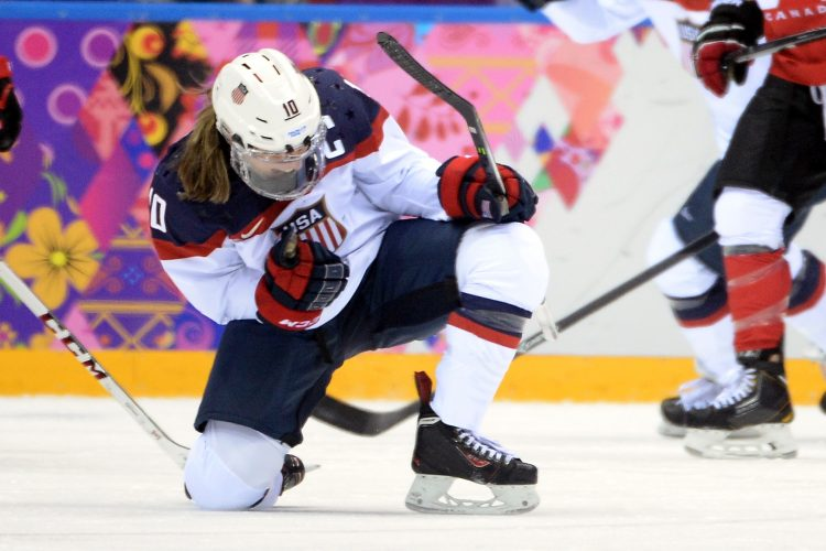 Here's what America's women hockey players were fighting for