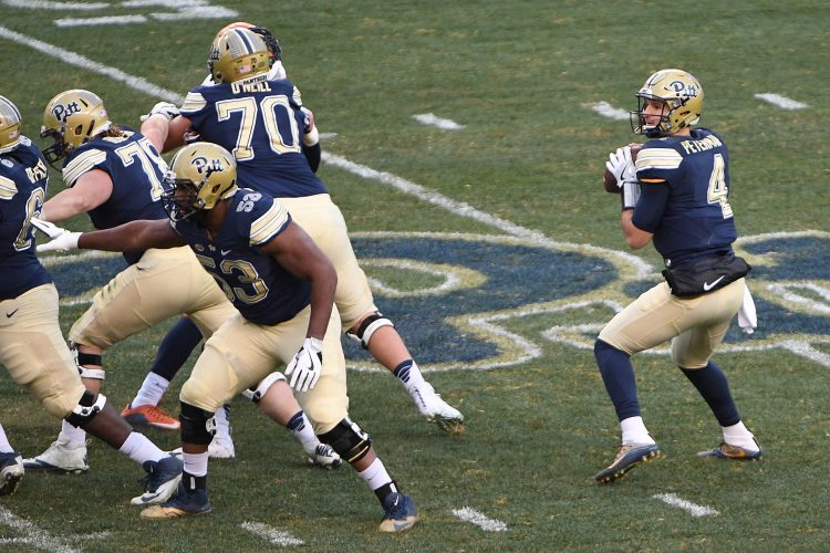 3 reasons the Bills should draft: Pitt QB Nathan Peterman
