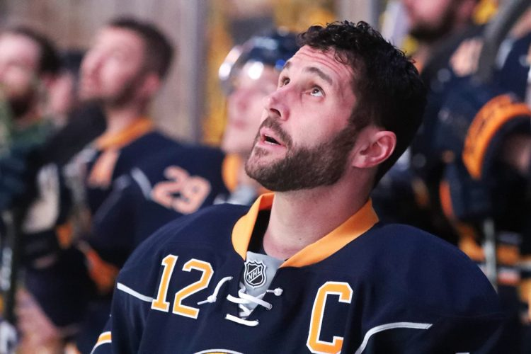Sabres stay the course to honor their captain