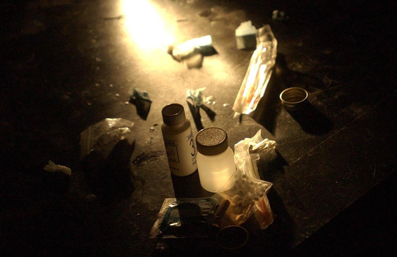 The opioid epidemic claimed more than 320 lives last year. (Derek Gee/News file photo)