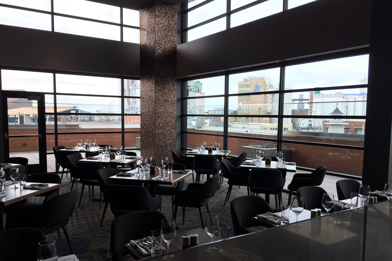 Decorating western door steakhouse images : Seneca Buffalo Creek Casino's WD Bar and Grille shows flair – The ...