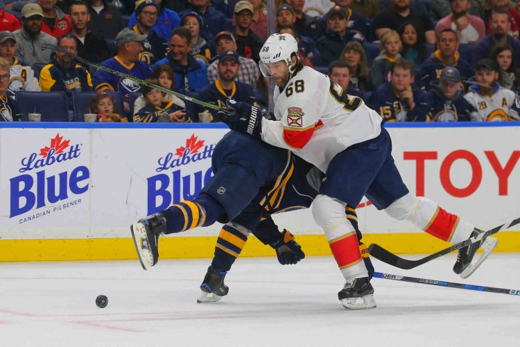 Sabres vs. Panthers: Five Things to Know