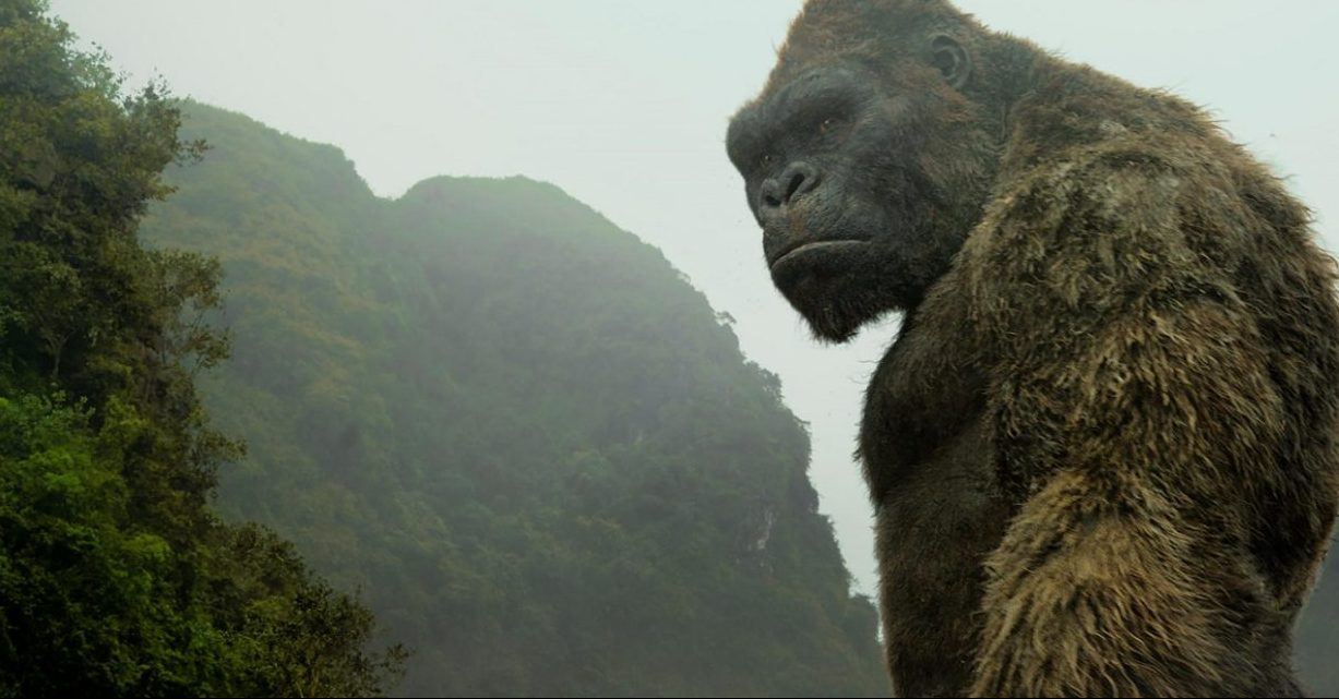 "King Kong returns in ""Kong: Skull Island."""