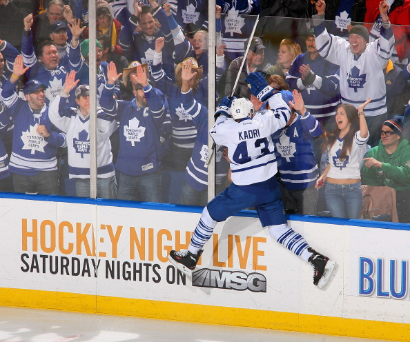 Leafs ready for more home cookin' on the road