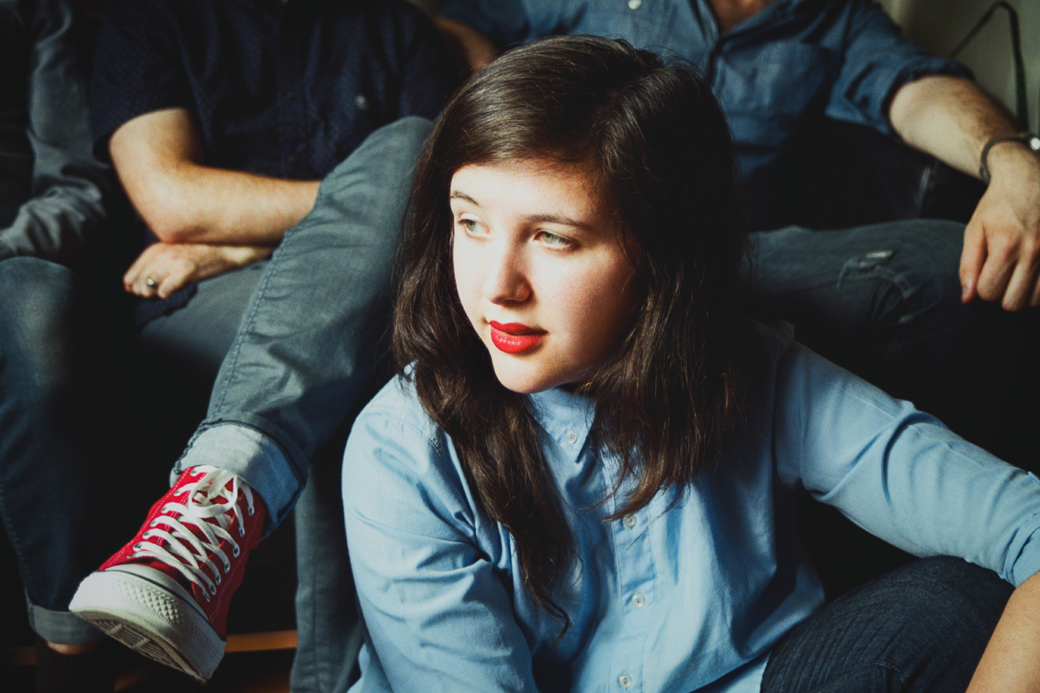 Lucy Dacus performs at Mohawk Place on April 1.