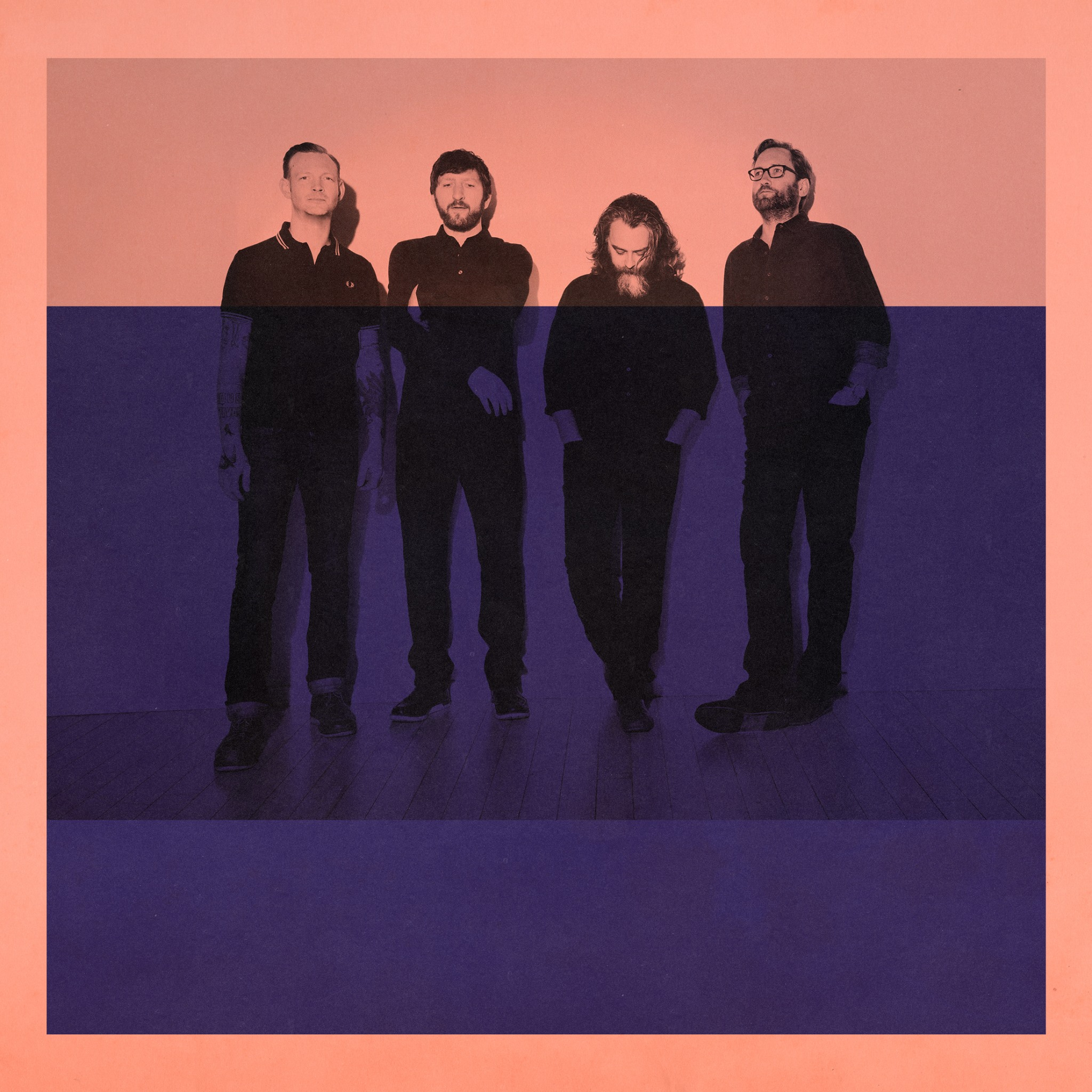 Seattle's Minus the Bear will play Town Ballroom on March 30. (Photo by  Shervin Lainez / Bradley Hale)