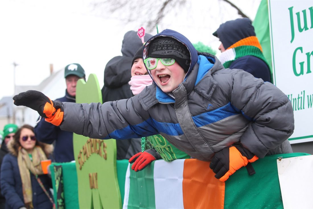 Get hyped for Cleveland's St. Patrick's Day Parade 2017