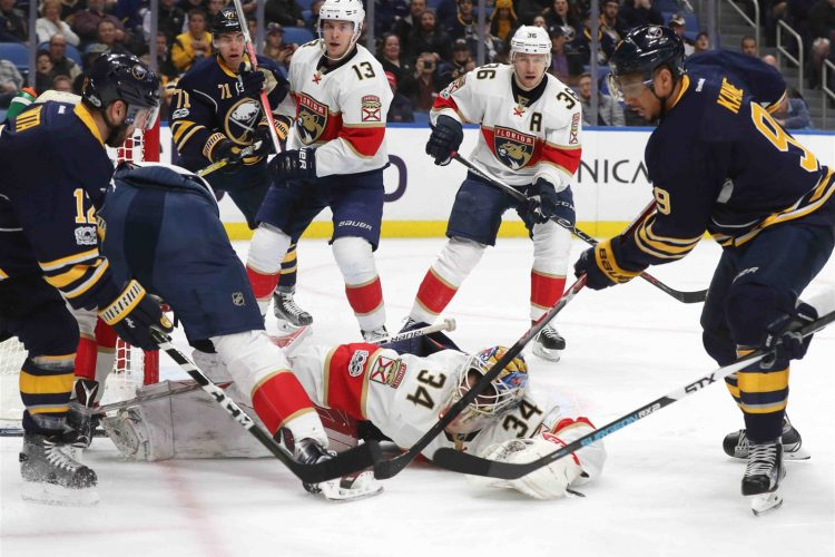 Buffalo Sabres 4, Florida Panthers 2