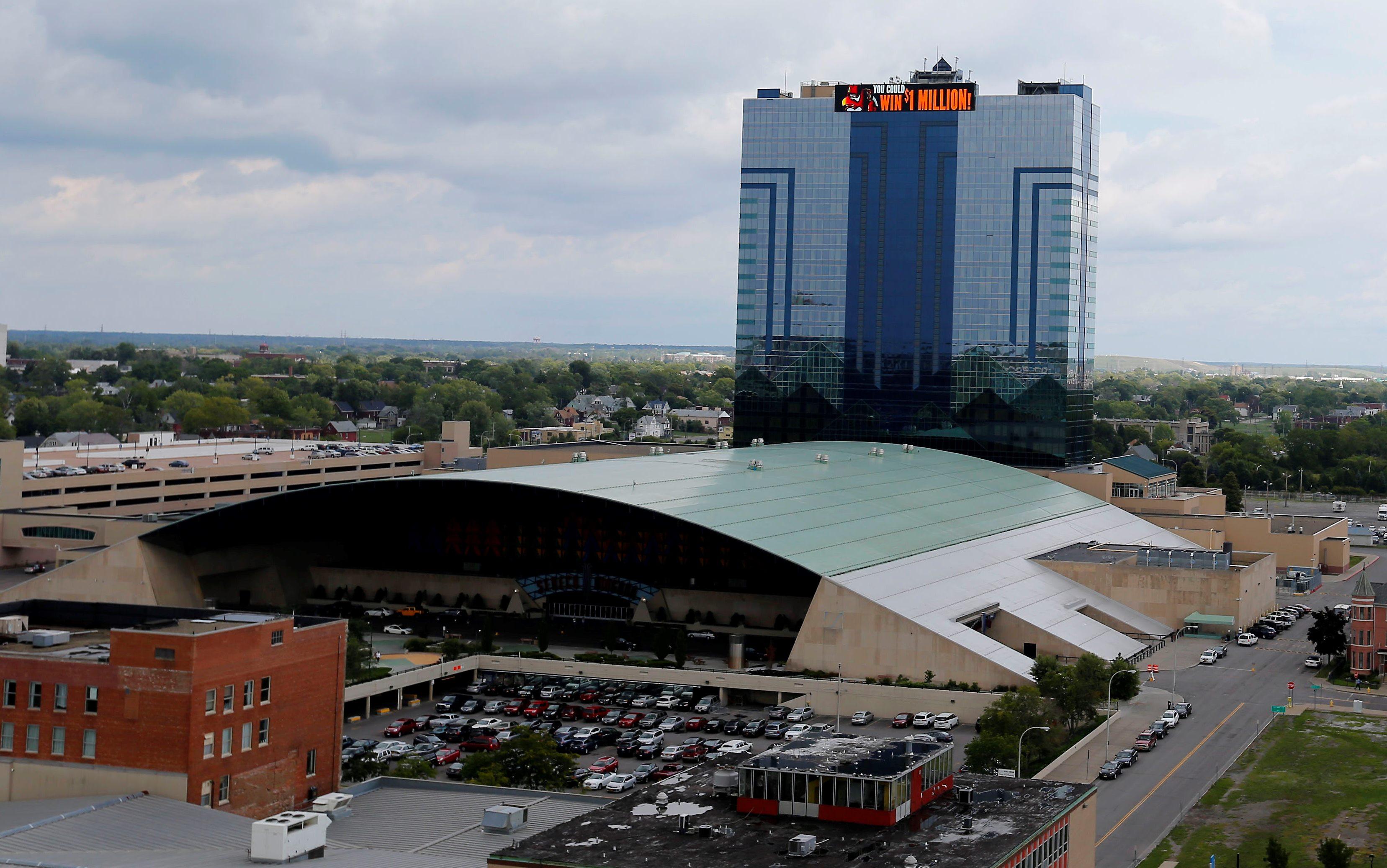 The Seneca Niagara Casino in Niagara Falls has been a cash cow for the Senecas. (Mark Mulville/Buffalo News file photo)
