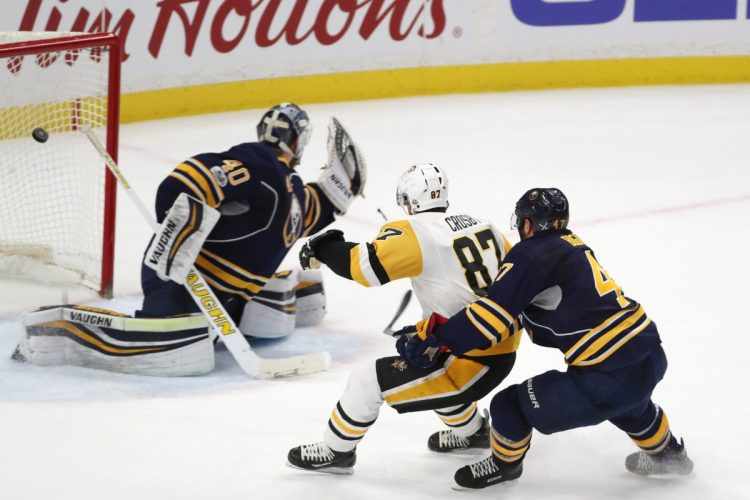 Watch: Highlights from the Sabres' 3-1 loss to the Penguins