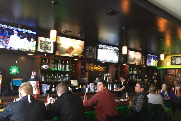 Sidelines Sports Bar celebrates Buffalo sports past and present
