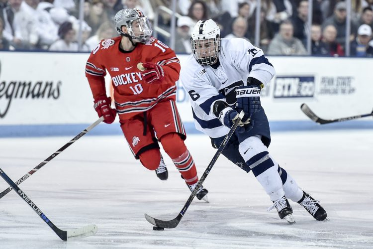 Jerry Sullivan: WNY's Andrew Sturtz living the hockey dream in Happy Valley