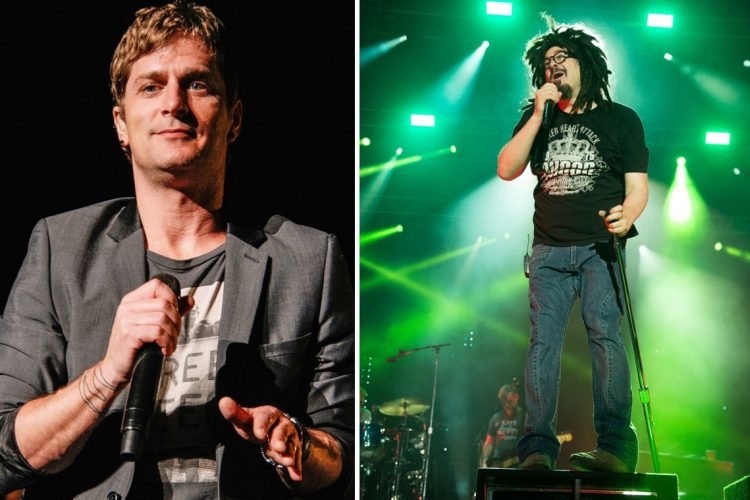 Matchbox Twenty, Counting Crows paired up for Darien Lake