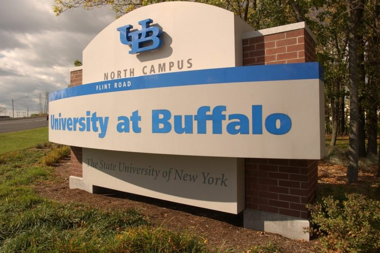 Candidate for dean of UB Law School charged in embezzlement scheme
