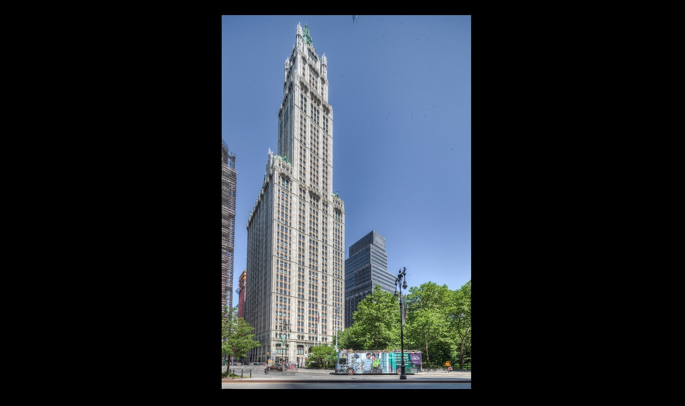 The Woolworth Building (Tom McGovern Photography)